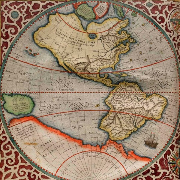 El mapa del mundo que conoces no es real
