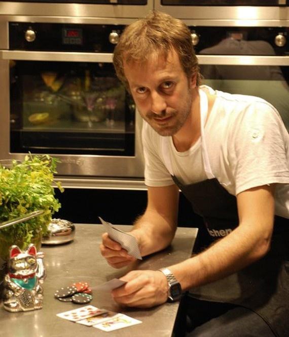 Carlos Pascal, chef, Kitchen Club, restaurant