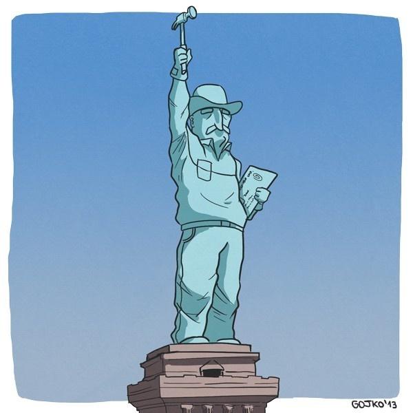 inmigración, Estados Unidos, EEUU, USA, sociedad, trabajo, cultura