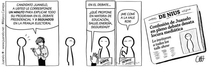 debate, política, prensa, espectáculos, medios, políticos, presidenciales, candidatos, franja electoral, elecciones