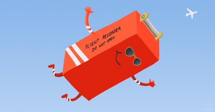 aviones, cajas negras, explicación, tecnología, aeronáutica
