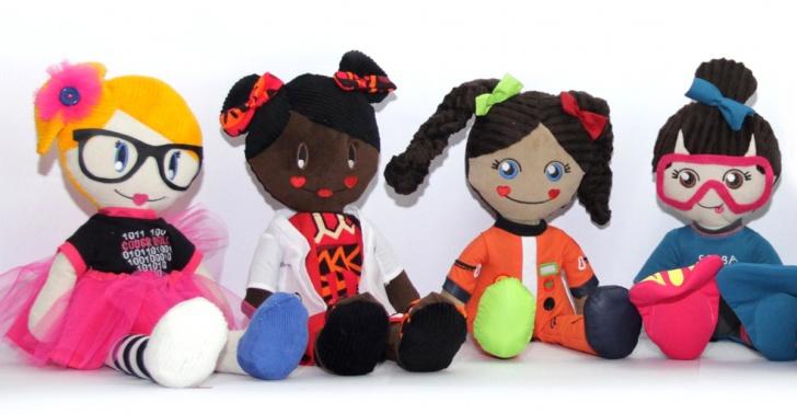 diversidad, inclusión, equidad, niñas, muñecas, género
