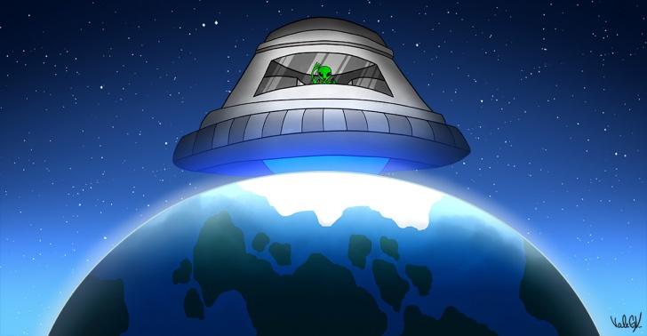 aliens, teoría, ciencia, estudio, Harvard, científico, ondas, radio