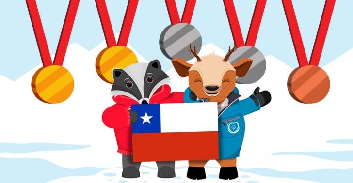 Olimpiadas, inclusión, discapacidad intelectual, Chile, deportes