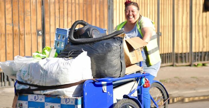 reciclaje, medio ambiente, recicladores de base, cambio climático