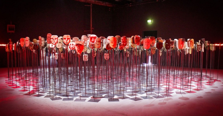 Bienal de Arte de Venecia, artistas chilenos, arte contemporáneo, cultura