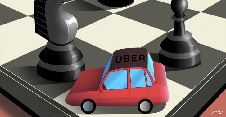 uber, cabify, plataforma, transporte, app, taxi, discusion