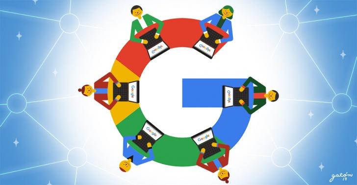 google, herramientas de gestión, colaboración, empresa, trabajo