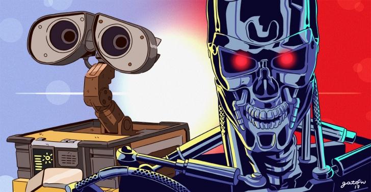 inteligencia artificial, máquinas, tecnología, Elon Musk, Stephen Hawking, Mark Zuckerberg