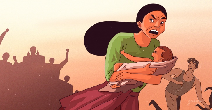 myanmar, birmania, refugiados, lucha, etnia, rohingya