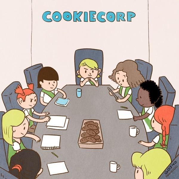 Los consejos de la Girl Scout que vendió más de 5.000 cajas de galletas en un año