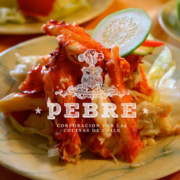 PEBRE hará por la comida chilena, lo que los peruanos hicieron por la suya