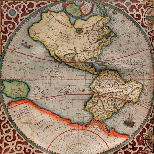¡El mapa del mundo que conoces no es real!