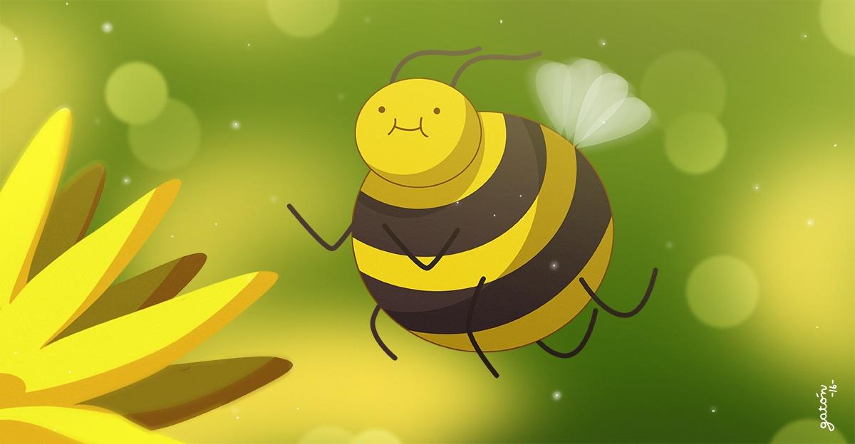 El abejorro \