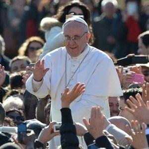 Papa, Bergoglio, entronación,
