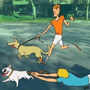 deporte, perros, perrotón, mascotas, adopción