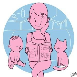 niños, niñeras, padres, babysitter,