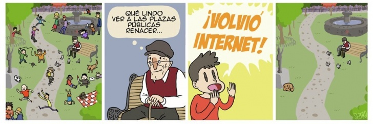 sephko, humor, comic, internet, plazas