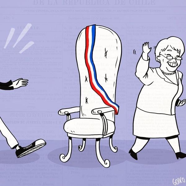 política, Bachelet, elecciones