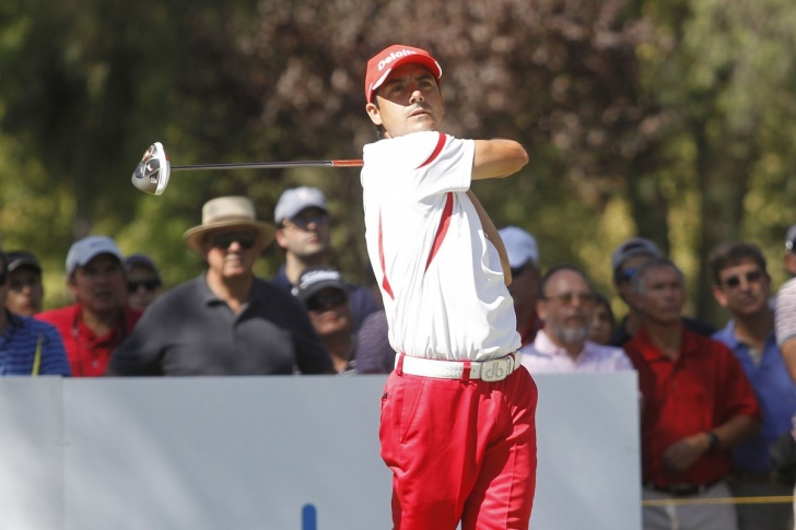 Golf, Felipe Aguilar, Mark Tullo, European Tour, Chile Classic