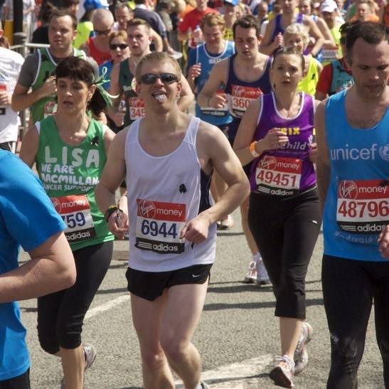 deportes, maratón, Londres, Boston