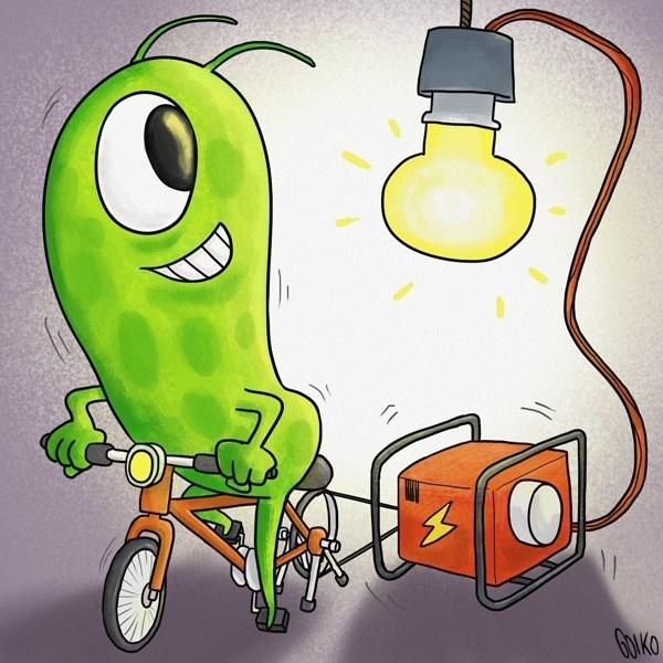 energía, tecnología, medio ambiente, ecología, algas