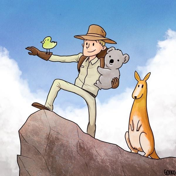 turismo, chile, australia, trabajos, best jobs of the world, viajes, el señor de los anillos