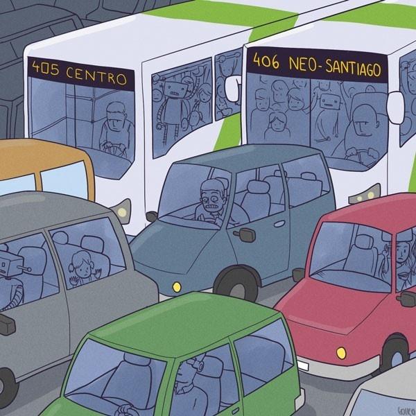 ciudad, transporte, santiago, plan, urbanismo, movilidad, ministerio