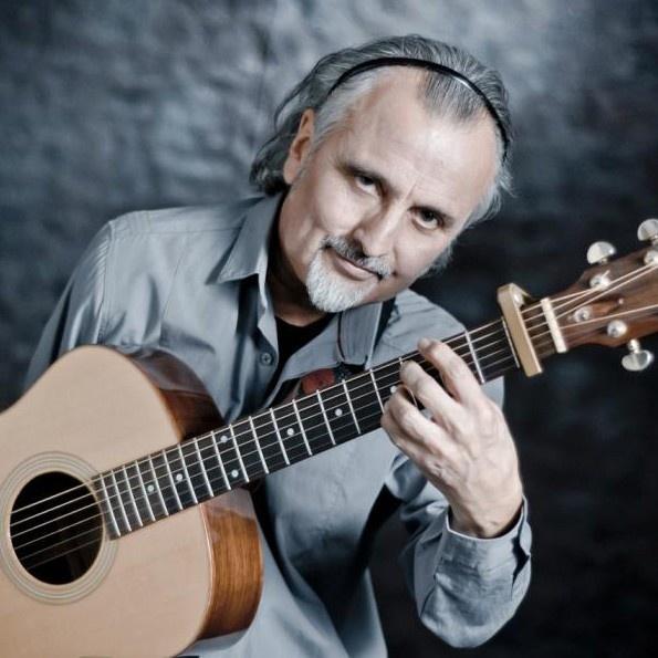 Andrés Godoy, guitarrista, tatap, San Antonio