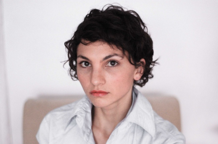 Manuela Martelli, actriz, directora, Il Futuro, cine