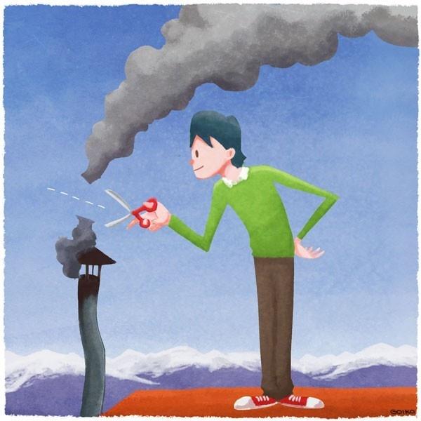 medio ambiente, contaminación, ecología