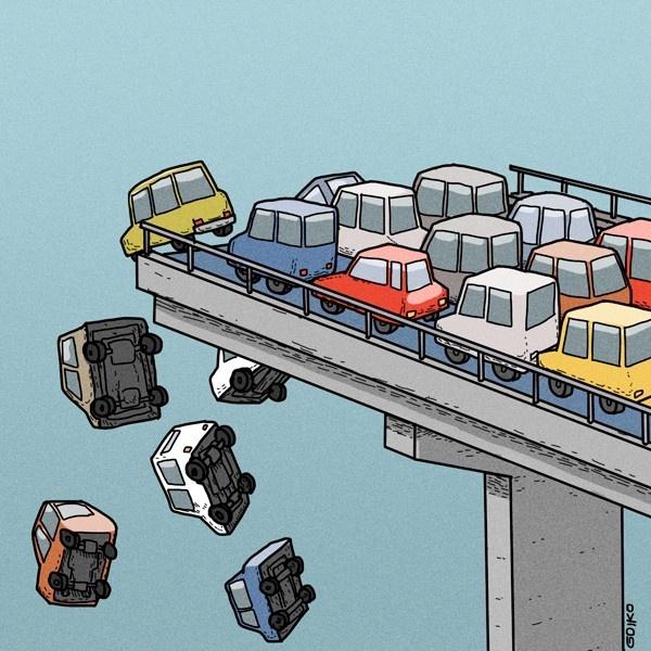 tráfico, transporte, ciclovías, buses, atochamientos, tacos, diseño vial, urbanismo