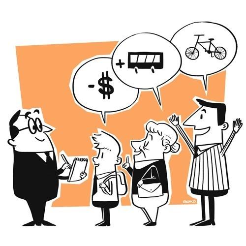 transporte, ciudadanía, opinión, política nacional, diálogo, ciudad, planificación, participación