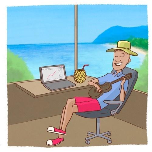 hawaii, estados más felices, estrés, calidad de vida