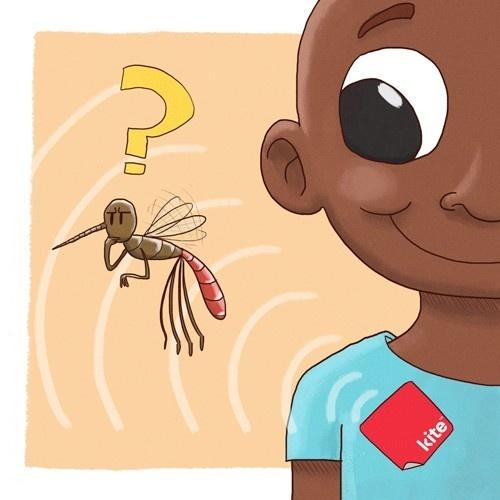kite patch, parche, mosquitos, malaria, dengue, África