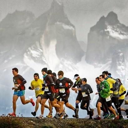 deporte, corrida, maratón, torres del paine, reforestación, sustentabilidad, outdoor