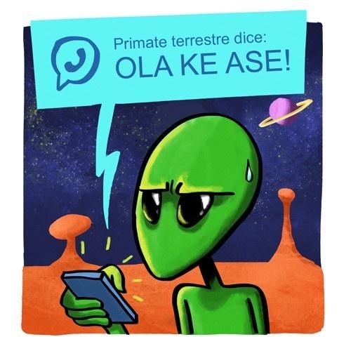 Extraterrestres, mensaje, lone signal, tierra, espacio, internet