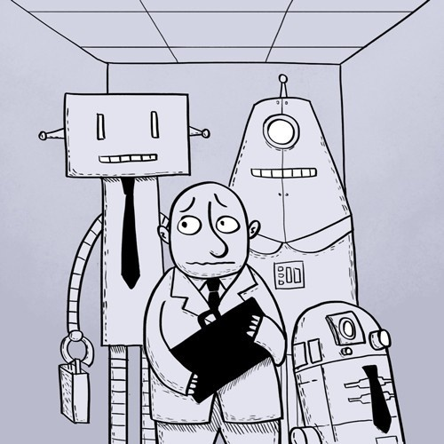 tecnología, innovación, robótica, empleo, trabajo, futurología, futuro, robots