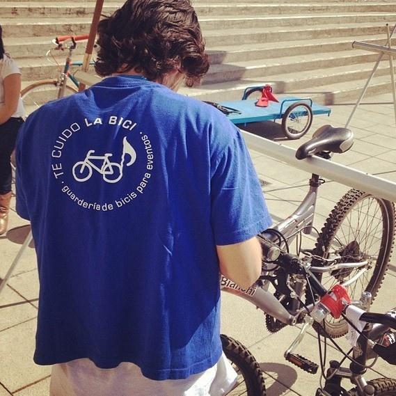 Cuida tu bici, bicicleta, estacionamiento, evento, panorama, servicios, ciclismo