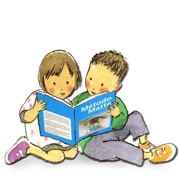 leer, lectura, matte, método, curso, educación