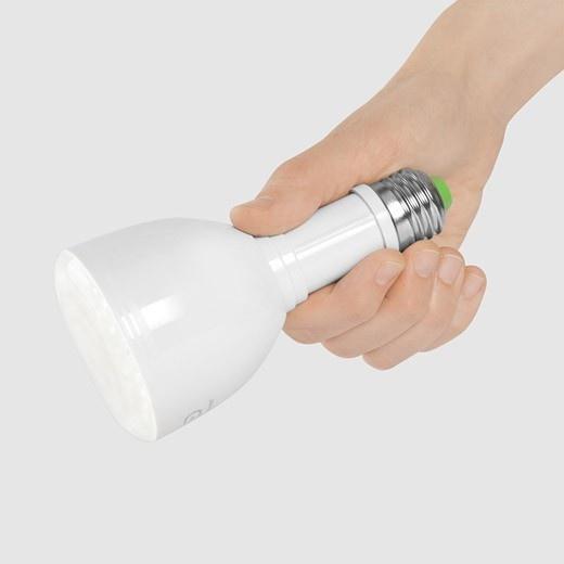 luz, ampolleta, linterna, diseño, solución, LED, ahorro energético, MoMA, nueva york