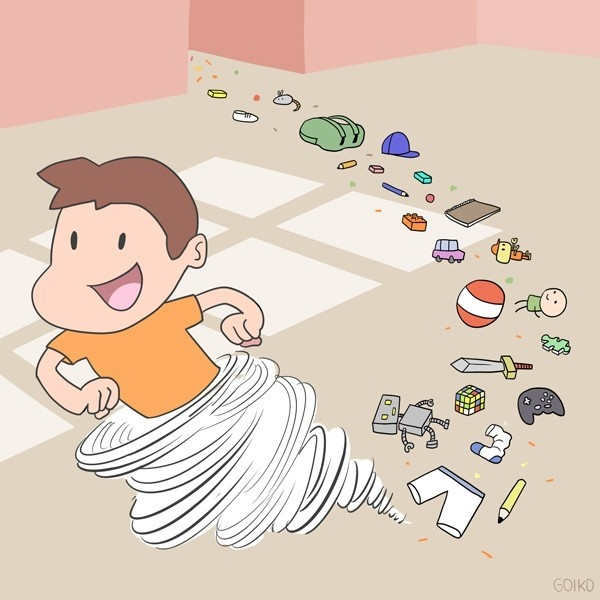 niños, paternidad, maternidad, infancia, orden, desorden, educación, crianza, padres, hijos, madres