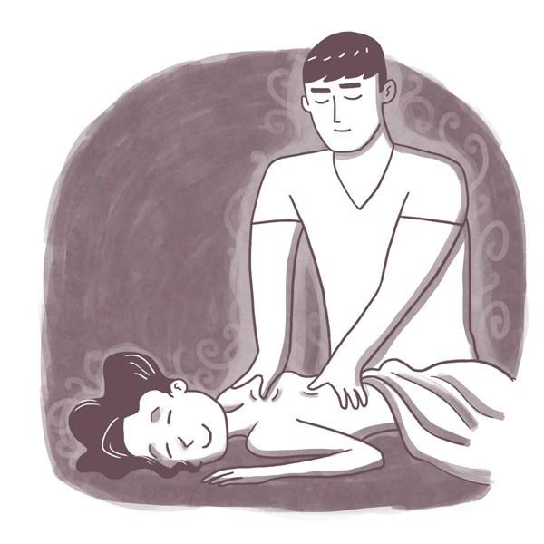fundación, luz, ciegos, masoterapia, masajes