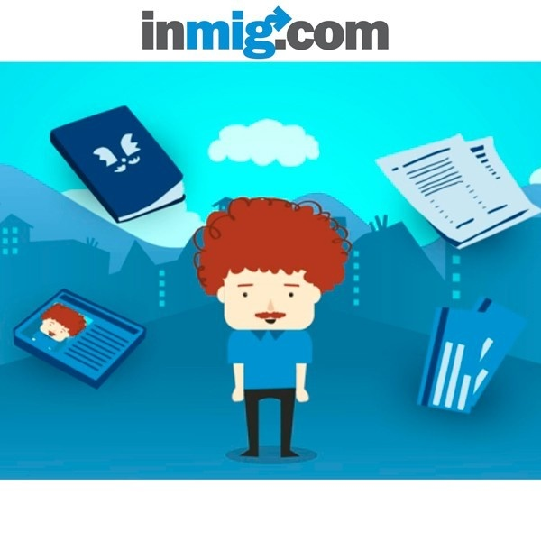 inmigrantes, extranjeros, viajes, visas, inmigración, redes, contactos, web, Inmig