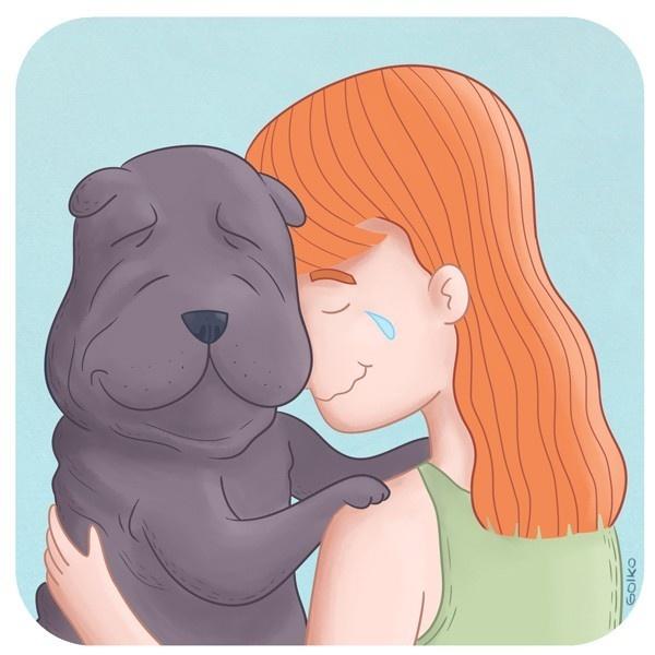 perros, animales, mascotas, tenencia responsable, sentimientos, emociones