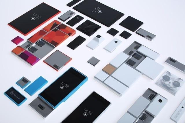 Celulares modulares, Motorola, Google, Phonebloks, futuro, smartphone
