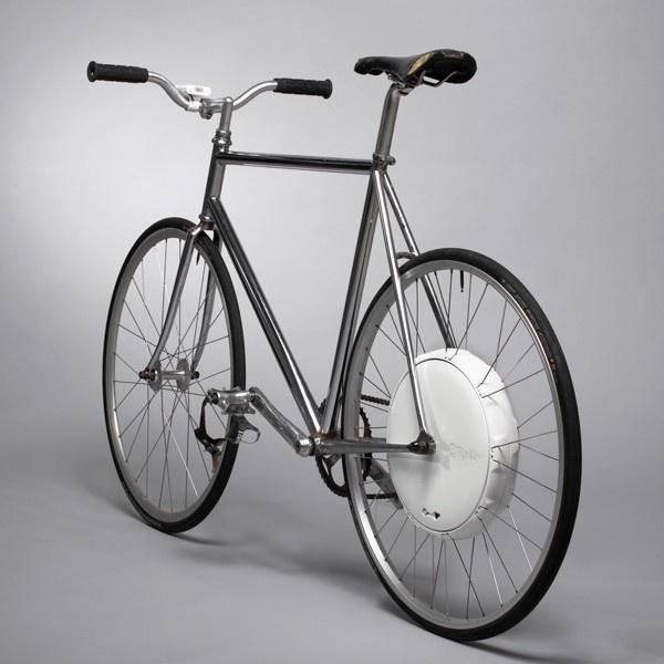 bicicleta, ciclismo, pedaleo, rueda, motor eléctrico, FlyKly