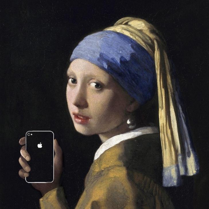 tecnología, arte, pintura, smartphone, tablet, ArtxSmart, Kim Dong-Kyu