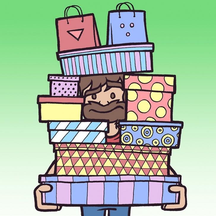compras, consumismo, materialismo, tiempo, actividades, tiempo libre