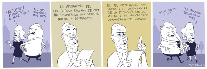 Religión, Papa, Francisco, Apostólica, Economía, Dinero